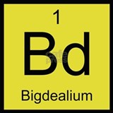 Bd Bigdealium Element Shot Glass