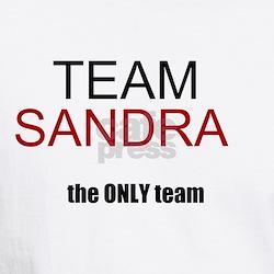 Team Sandra - Only Team T-Shirt