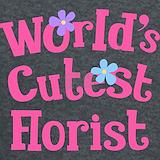 Florist T-shirts