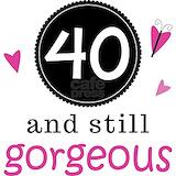 40th birthday women Pajamas & Loungewear