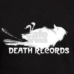 Death Records Short Sleeve Dark TShir T-Shirt