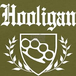 Hooligan - Knuckle Crest T-Shirt