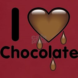 I Love Heart Chocolate Lover T-Shirt