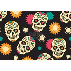 Day Of The Dead Bedding | Day Of The Dead Duvet Covers ...
