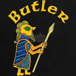 Butler Celtic Warrior Tee