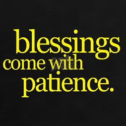 Patience Tee