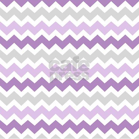 purple grey white chevron stripes queen duvet by