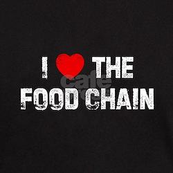 I * the Food Chain T-Shirt