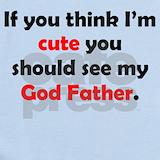 Godfather Baby Bodysuits