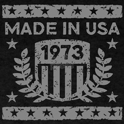 Made In USA 1973 T-Shirt