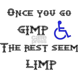Once you go GIMP... Tee
