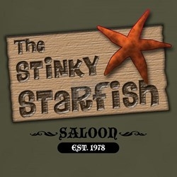 The Stinky Starfish T-Shirt