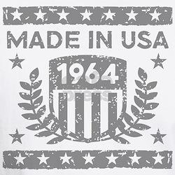 Made In USA 1964 Shirt