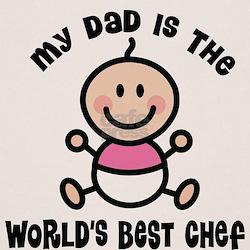 Best Chef Dad Tee