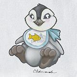Penguin bib Bib