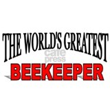 """The World's Greatest Beekeeper"" Coffee Mug"
