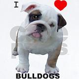 Bulldogs Baby Bodysuits