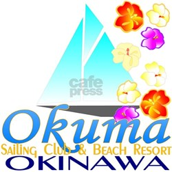 Okuma Sailing Club & Resort Women's Pink T-Shirt