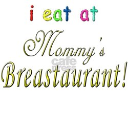 Mommy's Restaurant! (2-Sided) T
