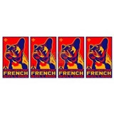 Obey the FRENCH BULLDOG! Propaganda Mug