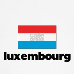 I HEART LUXEMBOURG FLAG Shirt