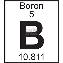 Element boron periodic table boron gifts merchandise for Table th width attribute