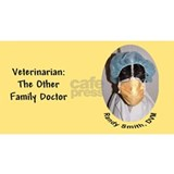 Dr. Pointer Personalized Mug