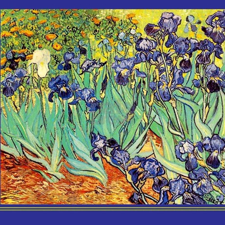 [Image: van_gogh_irises_purple_floral_queen_duve...quare=true]