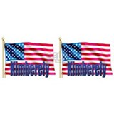 Kimberely Personalized American Flag Gift Mug