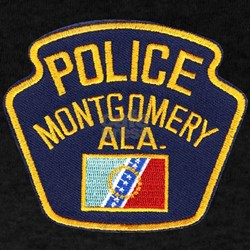Montgomery Police T-Shirt