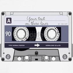 Customizable Cassette Tape - Gre Shirt
