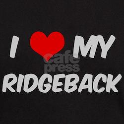 I Love: Ridgeback T-Shirt