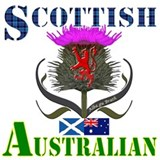 Scottish australian T-shirts