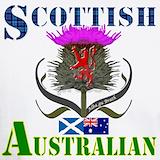 Scottish australian T-shirts