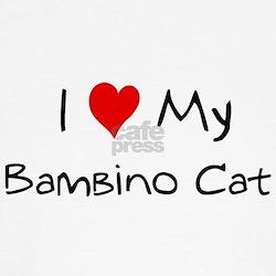 Love My Bambino Cat T