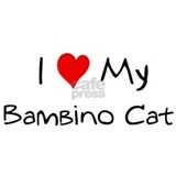 Love My Bambino Cat Mug