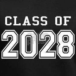 Class of 2028 (White) Shirt