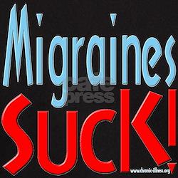 Migraines Suck! T-Shirt