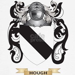 Hough Coat of Arms (Family Crest) T-Shirt