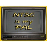 NTSC is my PAL Mug