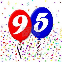 95bdayballoon T-Shirt