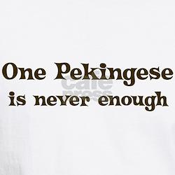 One Pekingese Shirt