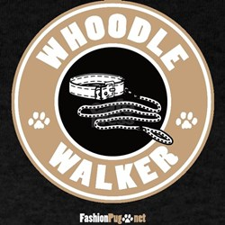 Whoodle dog T-Shirt