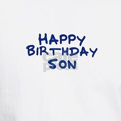 Happy Birthday Son Shirt