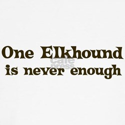 One Elkhound Shirt