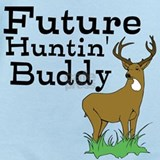 Hunt Baby Bodysuits
