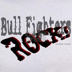 Bull Fighters ROCK! Tee