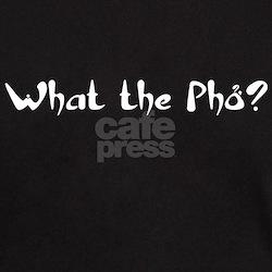 What the Pho? (Black T-Shirt) T-Shirt