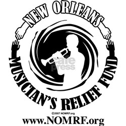 NOMRF Logo Tee