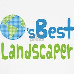 Earths Best Landscaper Shirt